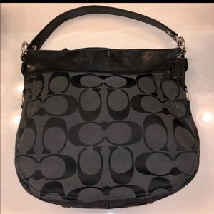 Large Coach Shoulder Bag